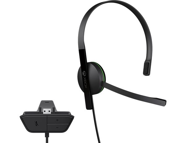 MICROSOFT XBOX ONE WIRED CHAT HEADSET . ACCS (S5V-00012)