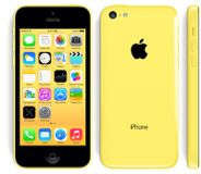 APPLE IPHONE 5C 16GB YELLOW TRE