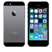 APPLE iPhone 5S 16GB Unlocked - Mobiltelefon - Stellargrå