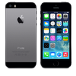 APPLE iPhone 5S - 16GB Space Gray - Uten operatørlås