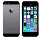 APPLE GSM Apple iPhone 5s 16GB grau