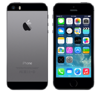 IPHONE 5S 16GB SPACE GRAY (GENERIC)