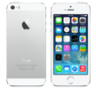 APPLE iPhone 5S 16GB Unlocked - Mobiltelefon - Sølv