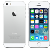 APPLE iPhone 5S - 16GB Silver - Uten operatørlås