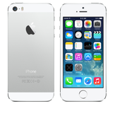 APPLE iPhone 5S 16 GB Silver Unlocked
