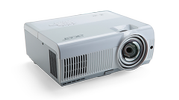 ACER S1212 DLP short throw projector 3000ANSI Lumen XGA 1024x768 3D ready 17000:1 D-Sub, Cinch-Video,  S-Video, RS232