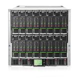 Hewlett Packard Enterprise BLc7000 Platinum Enclosure with 1 Phase 6 Pwr Supplies 10 Fans ROHS 16 IC Lic