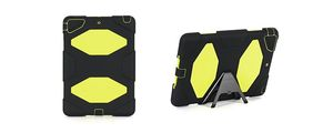 Survivor - iPad Air Black/ Yellow