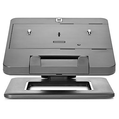 HP Display and Notebook II Stand - Notebook- / LCD-skjermstativ - 17.3