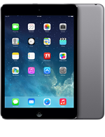 APPLE iPad Mini 16GB WiFi Svart (261096)