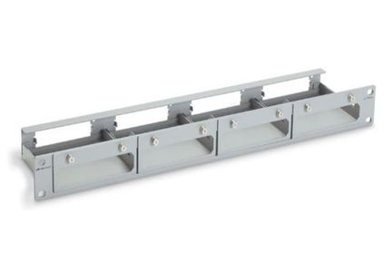 ALLIED TELESYN Wall mountable and Rackmountable Tray for 4 Units of Media Converter (AT-TRAY4)