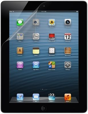 Screen Overlay - PET - iPad Air - Anti-Smudge