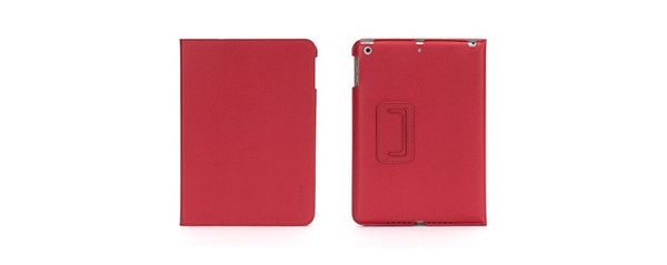 GRIFFIN SLIM FOLIO RED - IPAD AIR