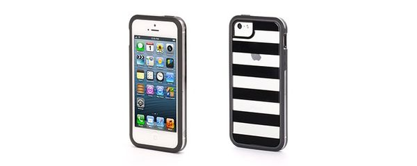 Griffin iPhone 5/5s Cabana Seperates Black/ Clear