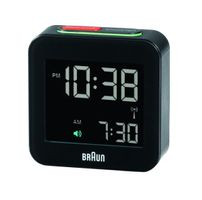 BNC 008 Radio Controlled Travel Alarm Clock