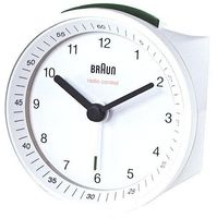 BNC 007 Alarm Clock white