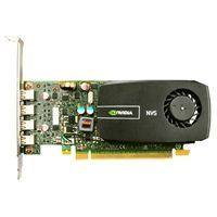 Graphics : 2 GB NVIDIA Quadro NVS 510 (4mDP) (4mDP-DP adapters) (QMGA3) (Kit)
