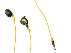 JABRA HEADSET - YELLOW