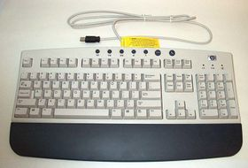 HP Keyboard (C4768-60109)