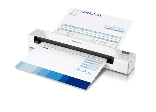DS820W mobiler scanner A4 Wi-Fi