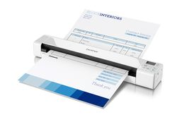 DS-820W/ Scanner 7,5ppm 600x600dpi USB2.0