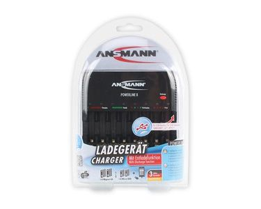 ANSMANN Ansm Powerline 8 (1001-0006)