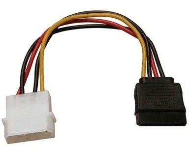 SATA Power Cable 0.25m OEM