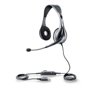 JABRA UC Voice 150 MS Duo Headset (1599-823-109)