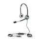 JABRA UC Voice 750 Duo NC Headset, svart