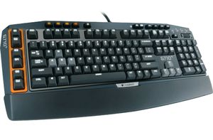 Keyboard USB Logitech Mechanical G710+