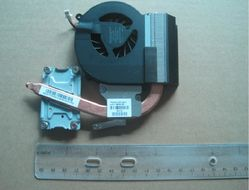 Heatsink W. Fan Dsc Hr