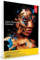 Photoshop Extended CS6 - 13 - Multiple Platforms - International English - AOO License - 1 USER - 50,000 - 99,999 - 0 Months