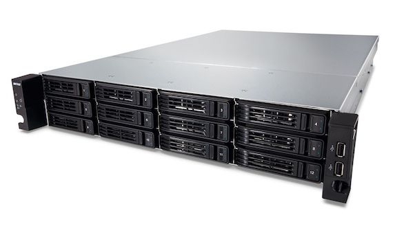 TERASTATION 7120R 36TB RM 12BAY 12X3TB 4XGB RAID 0-61            IN EXT