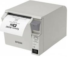 EPSON TM-T70II (023A0) SERIAL BUILT-IN USB, PS, ECW, EU IN PRNT (C31CD38023A0)