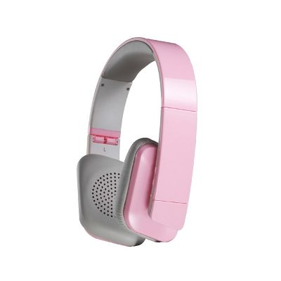 BXH-300 PNK BLUETOOTH HEADPHONE PULSE PINK IN