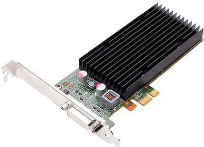 LENOVO ThinkServer 512MB NVS 300 PCIe x16 Graphic Adapter by NVIDIA (0C19513)