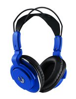Flo Gaming Headset, SofTouch - blau