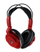Flo Gaming Headset, SofTouch - rot