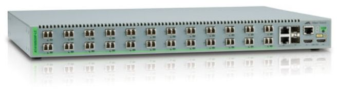 AT-8100S/ 24F-LC-50 24 X 100FX (LC) PORT MANAGED STACKABLE FAST IN CPNT