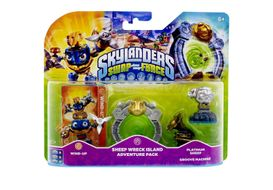 Skylanders SWAP Force_ Adventure Pack Wave 3 - 6-pack