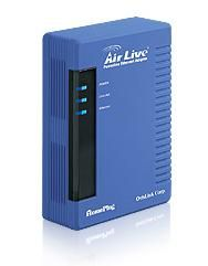 AIRLIVE PowerLine Ethernet Adaptor (HP-1000E)