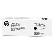 HP CE285AC Black Contract Original LaserJet Toner Cartridge (CE285AC)