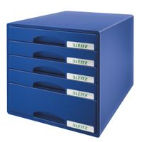 DRAWER UNIT PLUS 5 DRAWERS BLUE