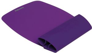mouse and wrist silicone pad, violet