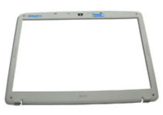 """COVER BEZEL LCD 15.4"""" W/CCD"""
