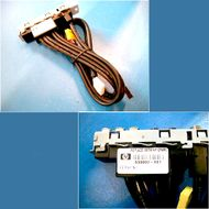 Front I/O panel cable assembly