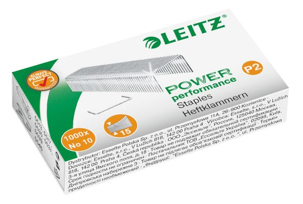 LEITZ staples No 10 (1000)