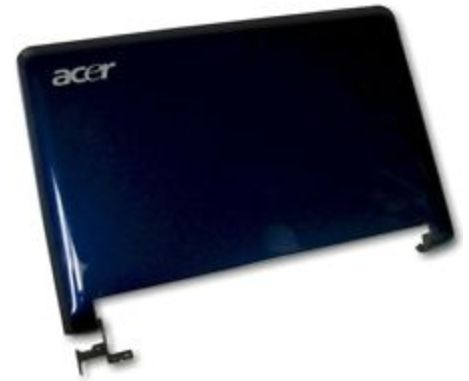 COVER.LCD.BLUE.W/ HINGE/ WLAN
