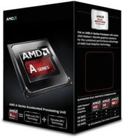 AMD A10 7850K 3.7 GHZ BLACK SKT FM2+ L2 4MB 95W PIB IN (AD785KXBJABOX)
