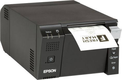 EPSON TM-T70II-DT (222): PS LE LINUX EBCK IN